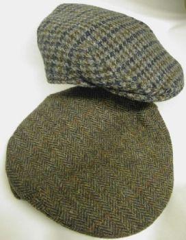 Luft Harris Tweed Cap CH06